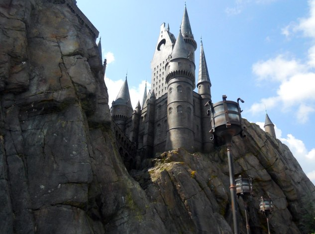 Allison snapped this shot in 2010 when we inserted a trip to Universal Orlando just after the opening of The Wizarding World of Harry Potter along with our various trips to Walt Disney World.