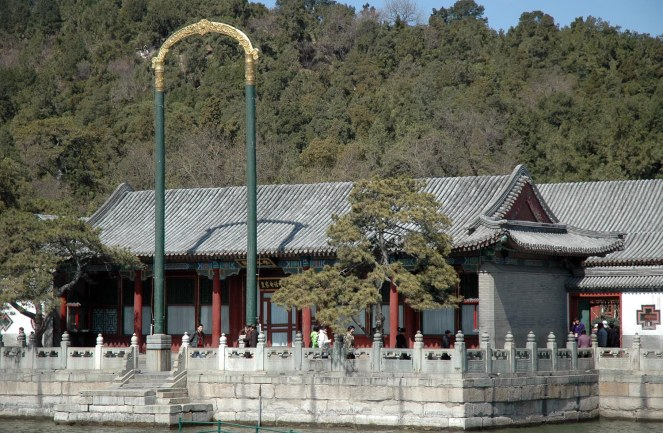 I got a ton of great photos of the exceptional architecture at the Summer Palace near Beijing during our wonderful trip to China in 2007.