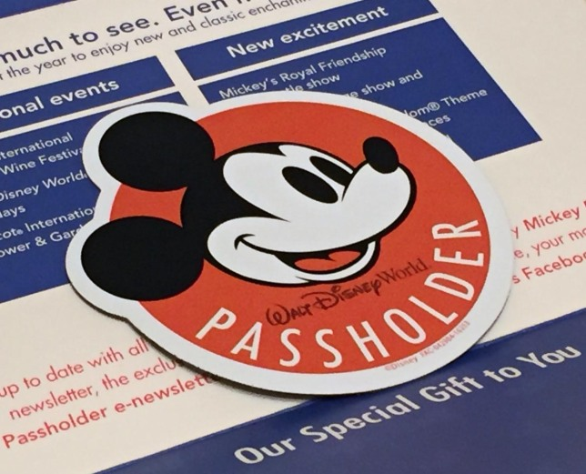 We return to Walt Disney World today! And we have new Passholder magnets to prove it. Deb and I just renewed our Silver Passes and just in time for our multi-day stay at Disney's Port Orleans Resort – Riverside.