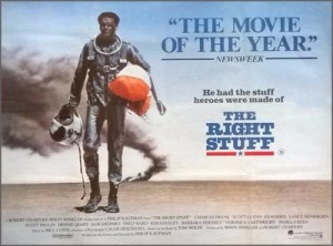 Movie review: 'The Right Stuff' – A GATOR IN NAPLES